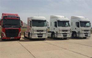 انتشار شرایط واردات کامیون های خارجی به کشور