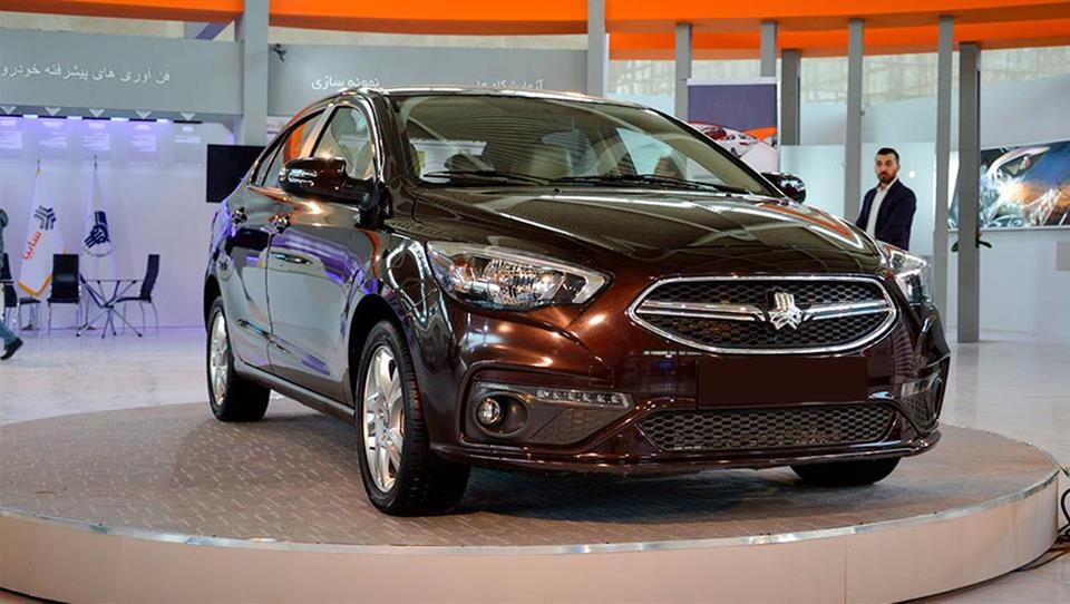 زودتر از موعد، تولید خودرو شاهین در شرکت سایپا آغاز شد