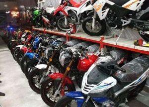 شوک سنگین در بازار موتورسیکلت