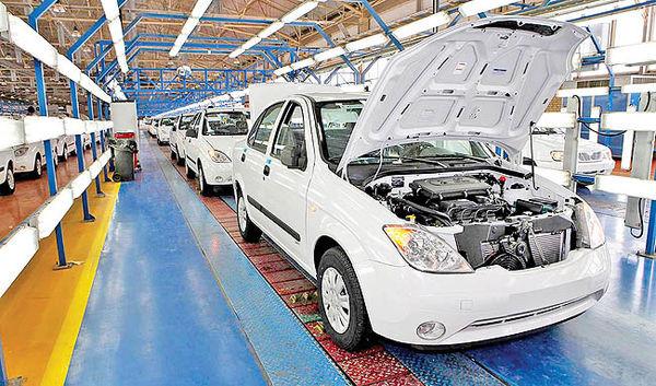 ریزش پاییزی خودروسازان: تولید کاهش یافت!