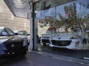 قیمتها در بازار خودرو، همچنان روی دورکاهش